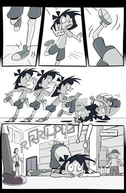 Amelia Enmity (#1) page 5