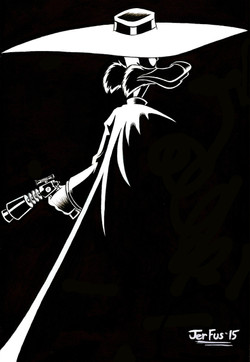 Darkwing Duck DKIII parody art v2