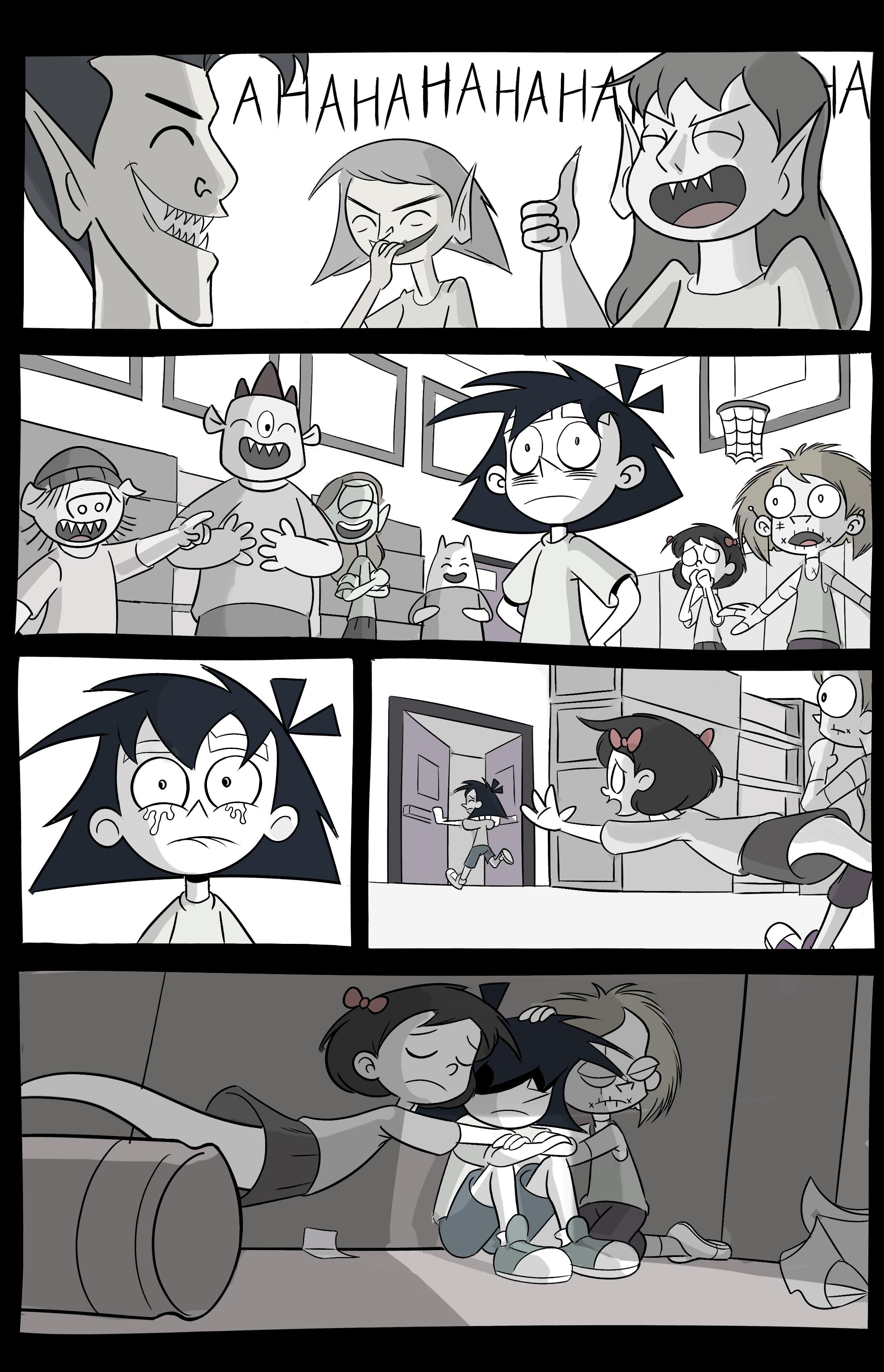 Amelia Enmity #1 Page 6
