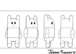 Character Design #2 ink