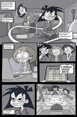 Amelia Enmity #1 Page 7