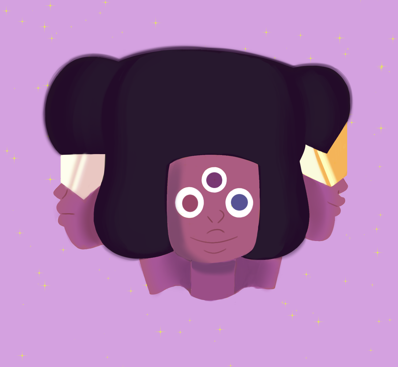 Garnet Then, Now and The Future