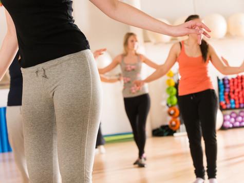 誰でも簡単♪ダンスエクササイズクラスが始まりますよー♪
