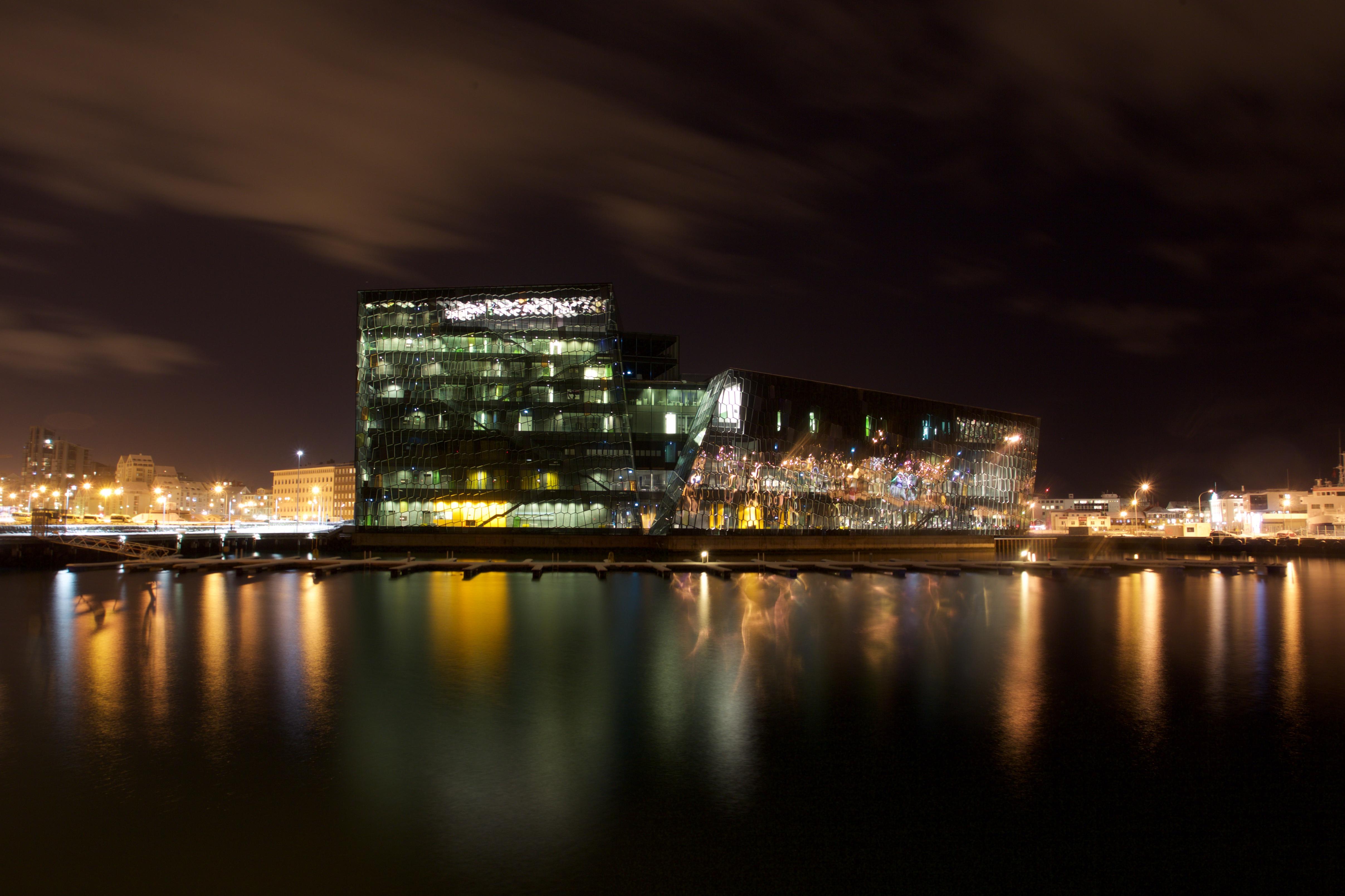 Reykjavik opéra
