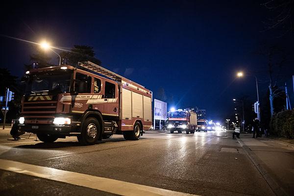 Les pompiers du SDIS Dôle se sont organi