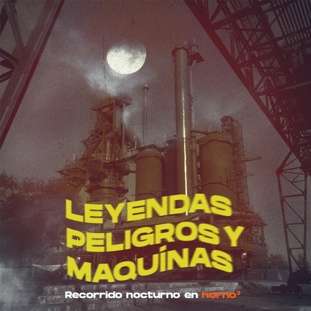 Leyendas, peligros y máquinas