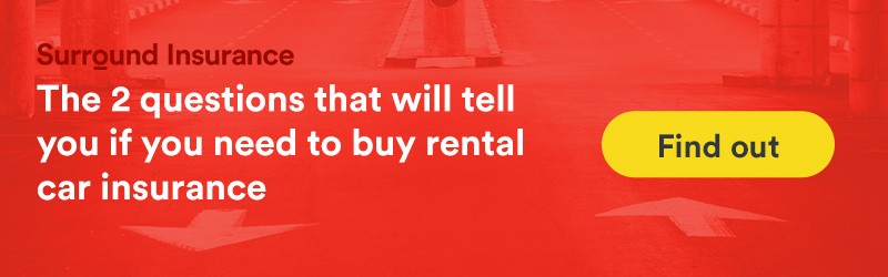 The two questions that will tell you if you need to buy rental car insurance. Select to find out more.