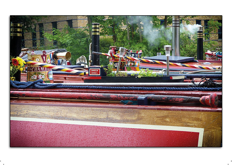 Canal Festival (Greeting Card)