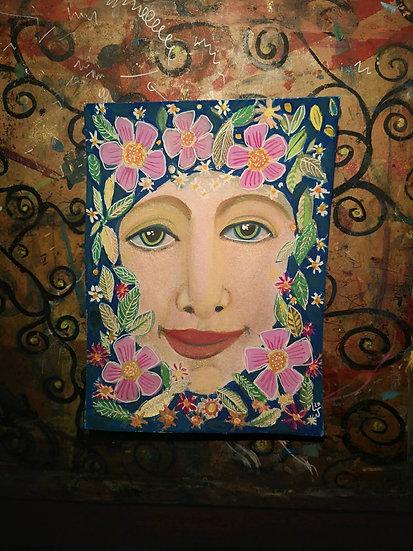 Promise of Summer Original Painting by Lynne Jones