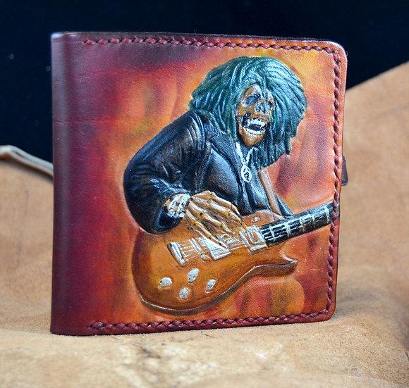 Guitarist Leather Wallet