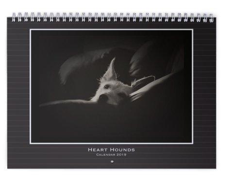 2019 Heart Hounds Calendar
