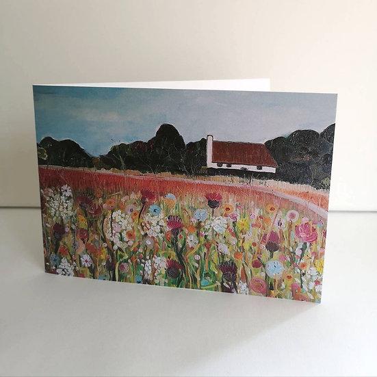 Summer Meadow (Greeting Card)