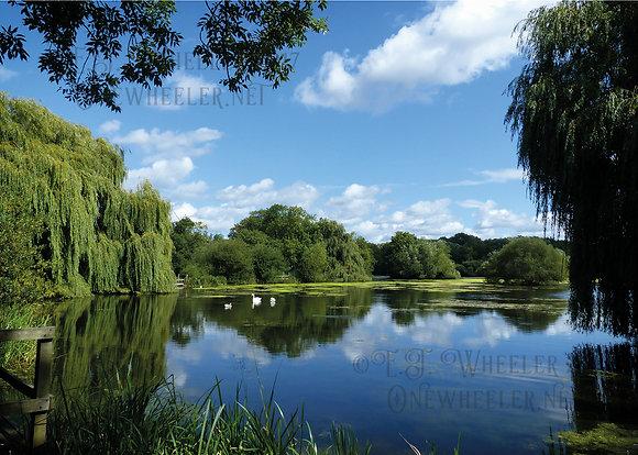 Little Britain Lake (Greeting Card)