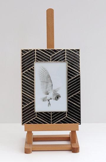 Barn Owl (Framed Print)
