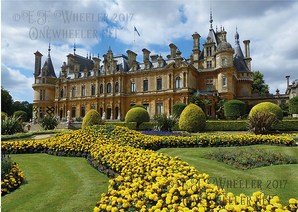 Waddesdon Manor (Greeting Card)