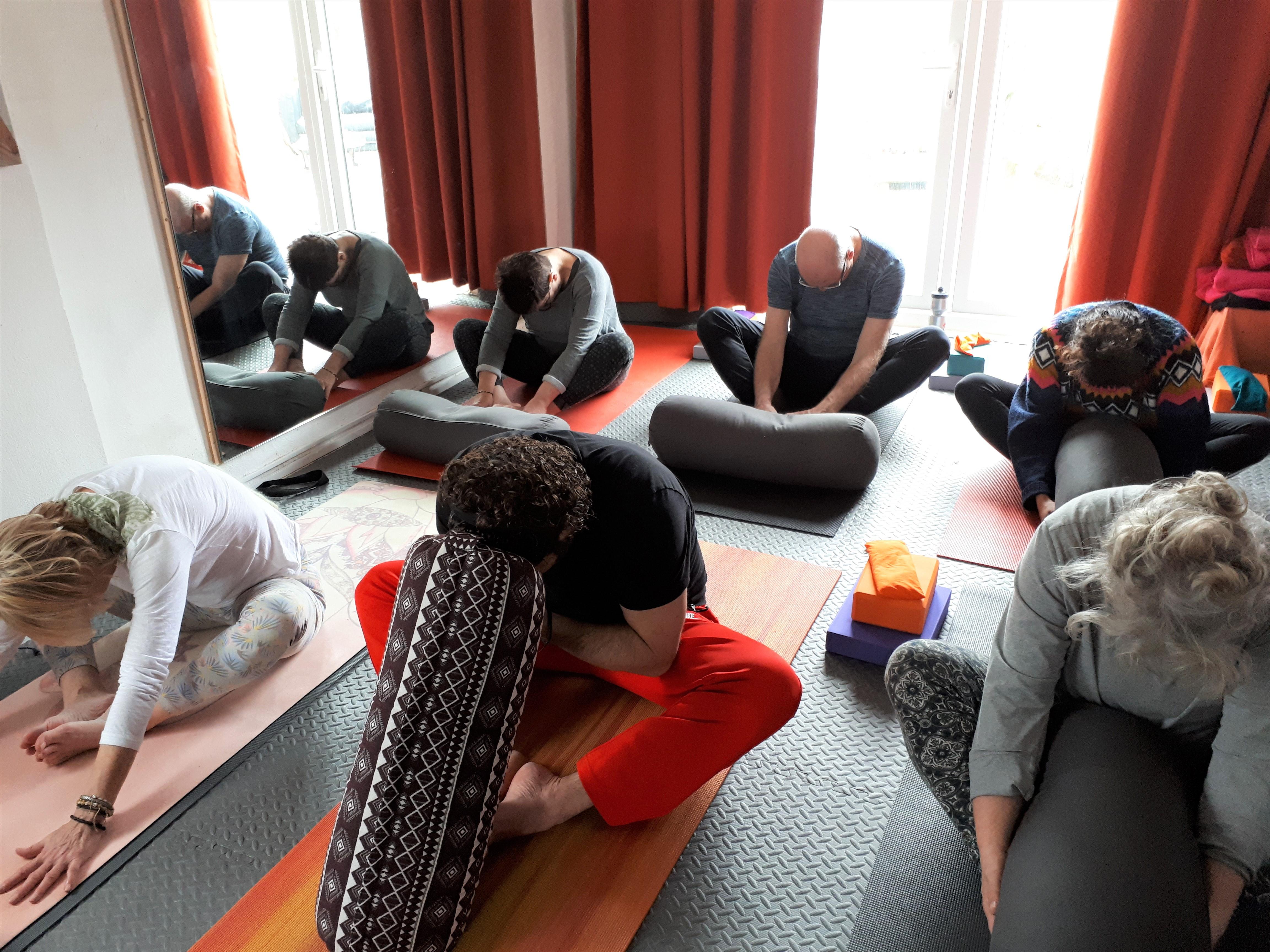 Yin Yoga Southwick