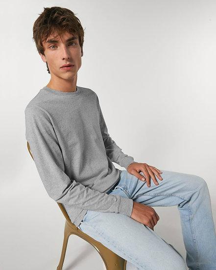 Men's Dry Handfeeling Long Sleeve T-Shirt