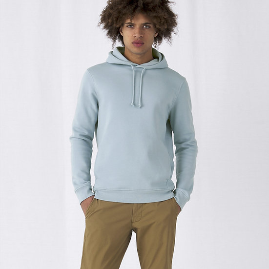 Unisex Organic Hooded Sweat