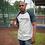 Thumbnail: VOLLKONTAKT - Raglan Baseball Unisex Shirts