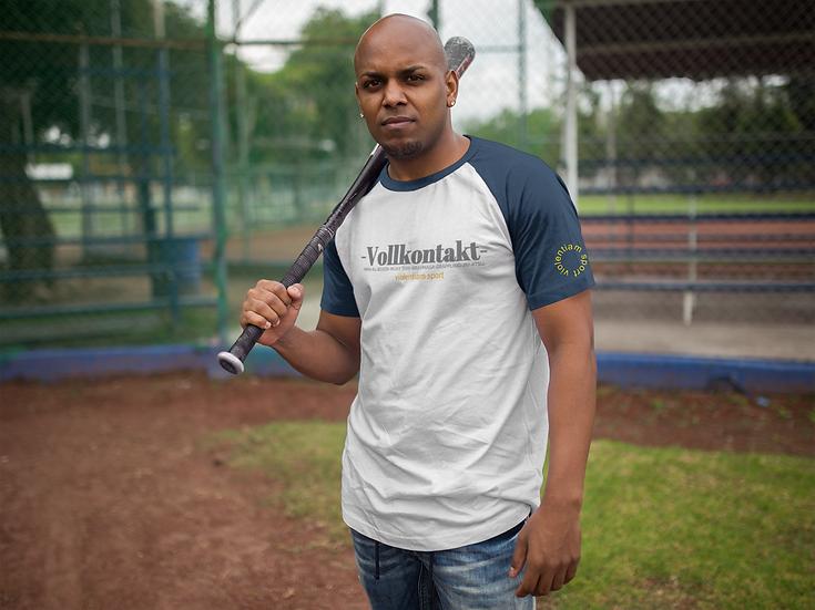 VOLLKONTAKT - Raglan Baseball Unisex Shirts