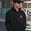 Thumbnail: Unisex Organic Hoodie | Stick-Logo