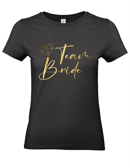 Team Shirt 'Team Bride' - JGA