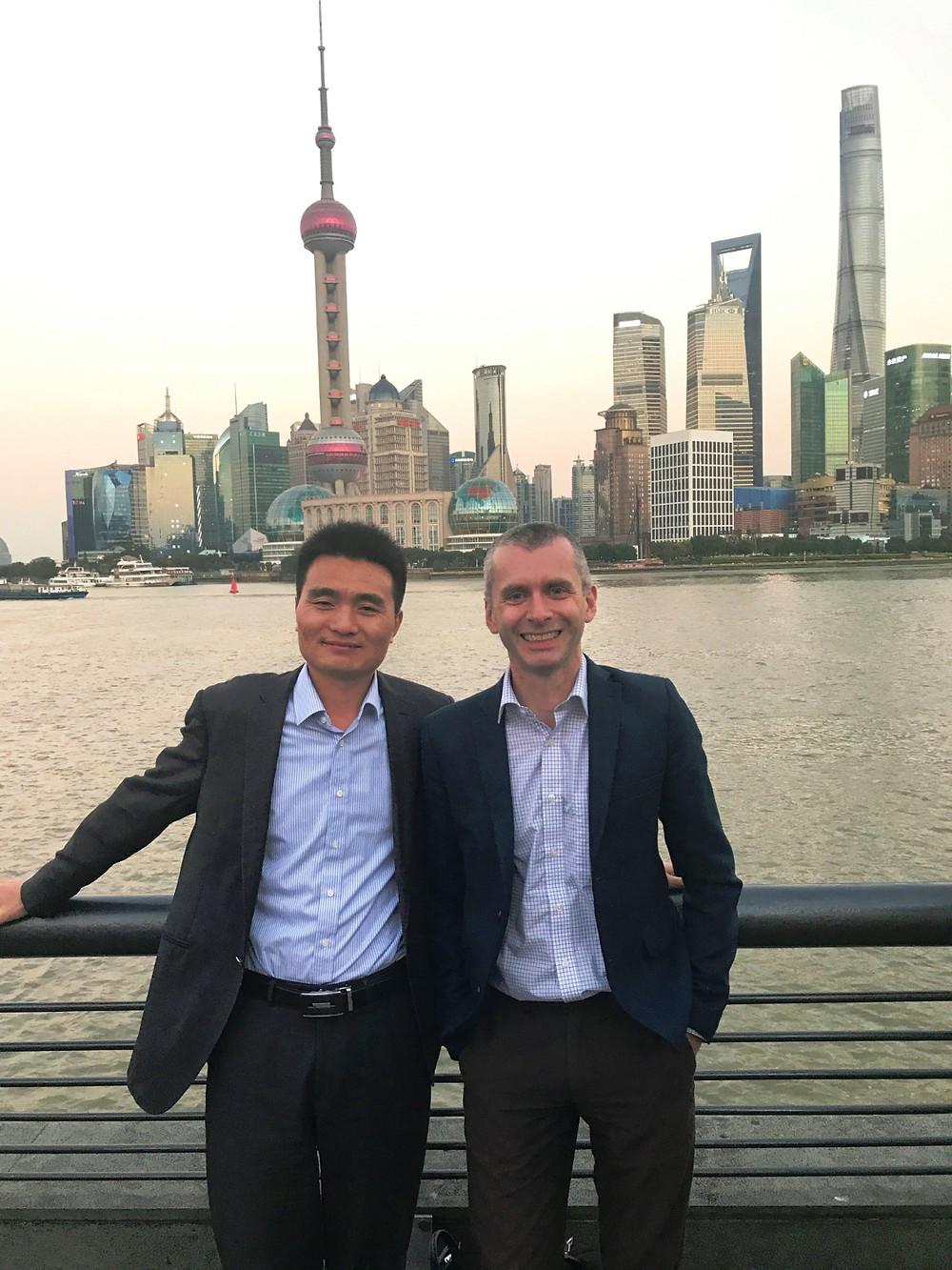 China distributor relationships