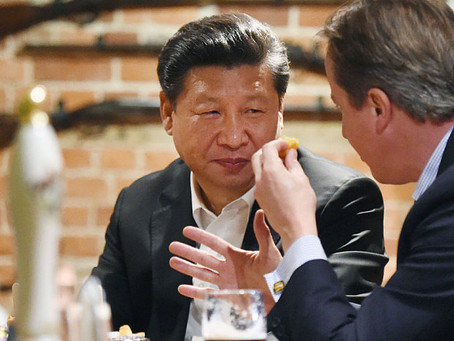 """What might the new """"Golden Era"""" mean for SME exports?  A view from China"""