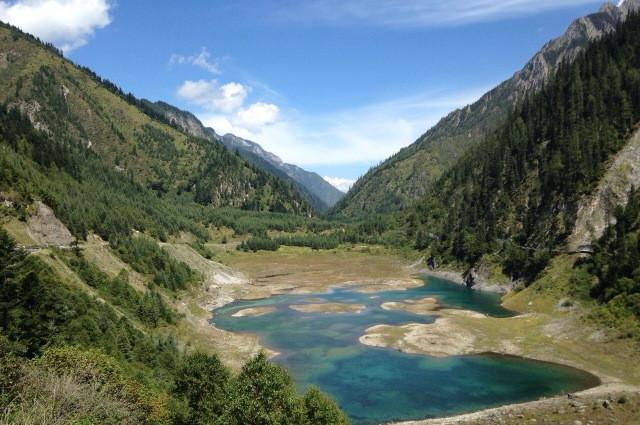 Jiuzhaigou national park, Sichuan