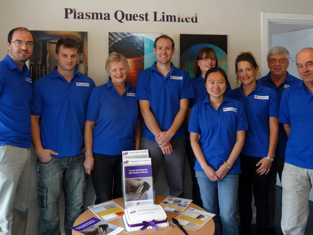 SME Spotlight #3 - Plasma Quest Ltd