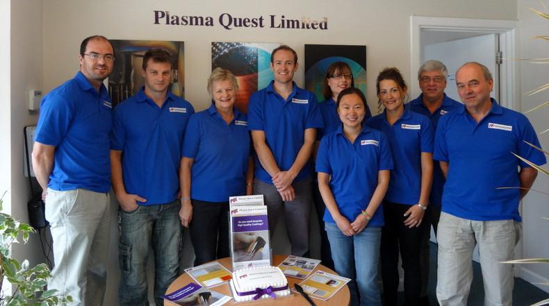 Plasma Quest team