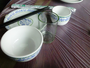 Business meals in China - it takes all sorts