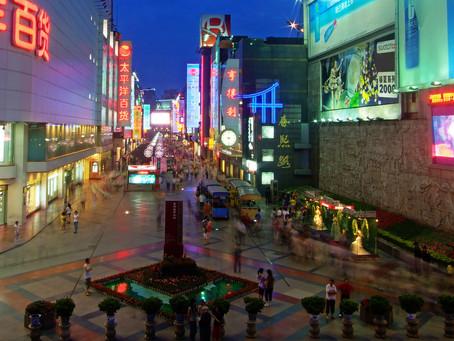 2nd-tier cities - Chengdu most international?