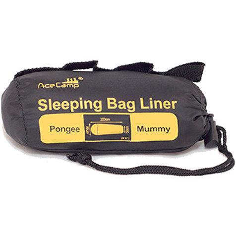 PONGEE SLEEPIN BAG LINER MUMMY