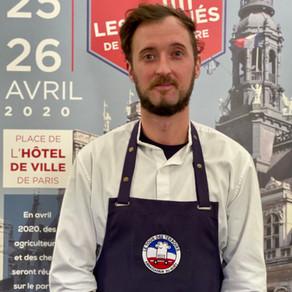 Loïc VILLEMIN - TOYA Restaurant