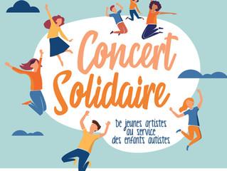 Concert solidaire de la chorale C4 et l'école de musique MEDIATOR