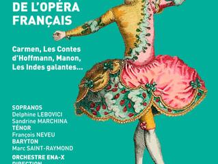 Florilège de l'opéra français