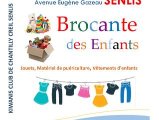 BROCANTE DES ENFANTS