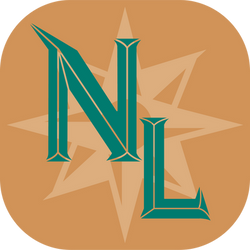 Never Lost Logo