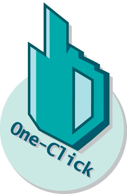 One-Click logo