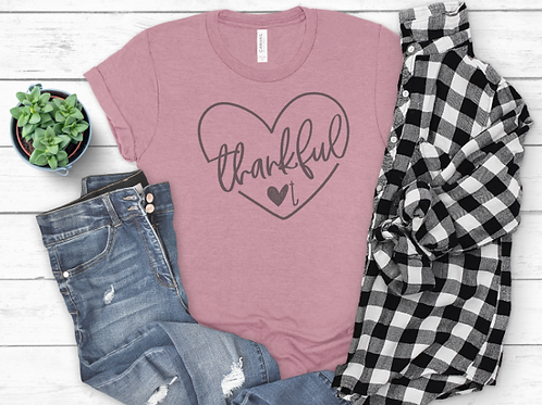 Thankful Occupational Therapy T-shirt