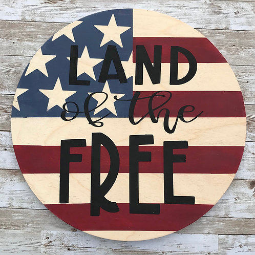 Land of the Free!