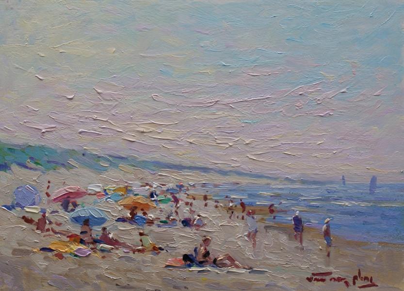 Strandgezicht