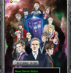 All the Doctors together