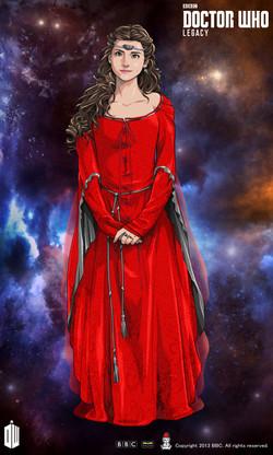 Clara in Robot of Sherwood