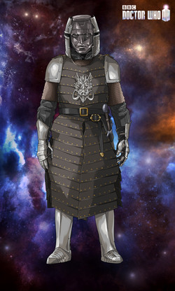 """Robot Knight from """"Robot of Sherwood"""