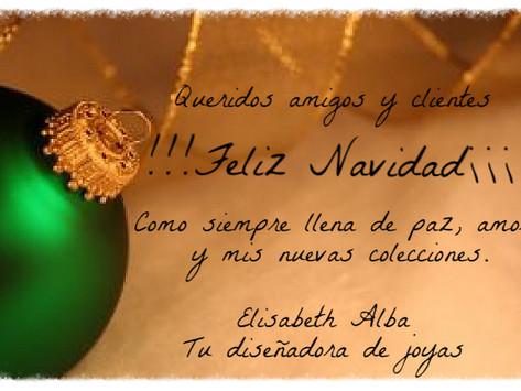 Felices fiestas!!! Hoy novedades!!!