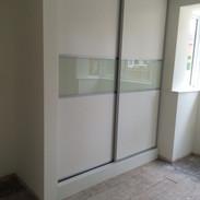 White:glass_contemporary_2Door_sliding_w