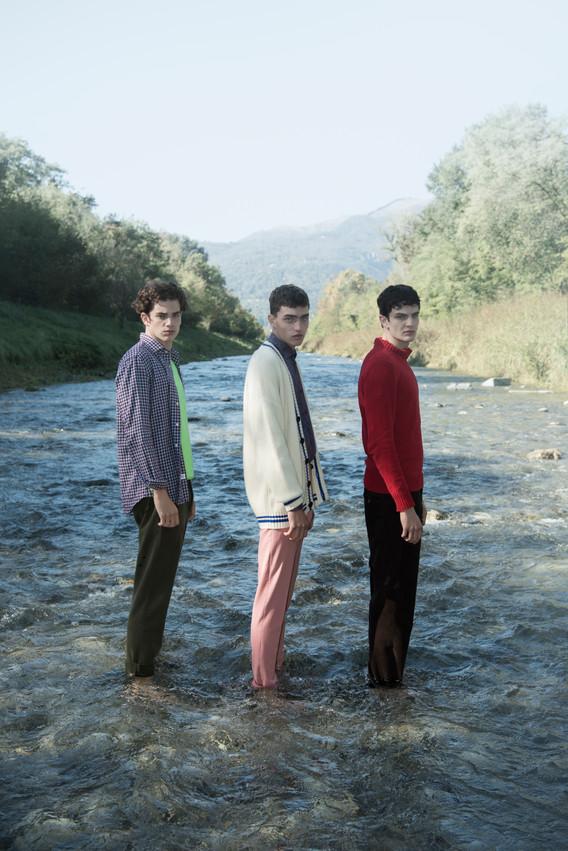 EROS AT THE LAKE