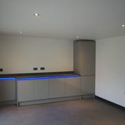 Kitchen:storage area